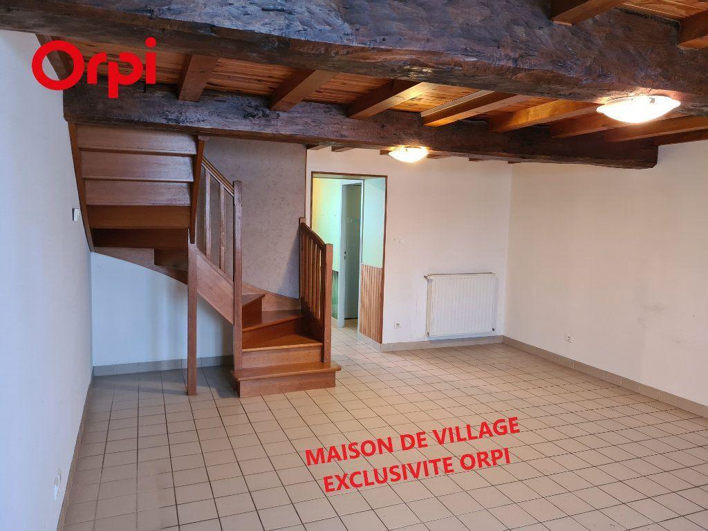 Achat maison 2chambres 82m² - Saint-Didier-d'Aussiat