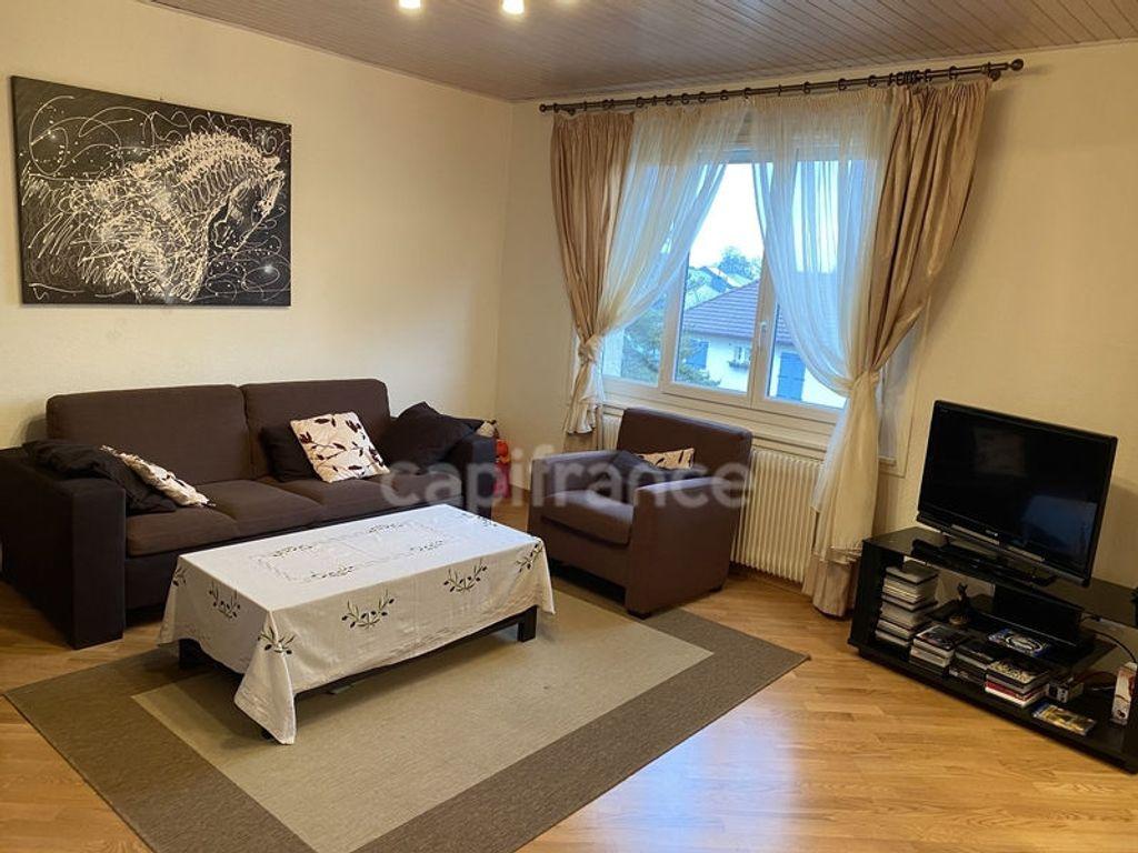 Achat maison 4chambres 96m² - Saint-Jean-de-Gonville