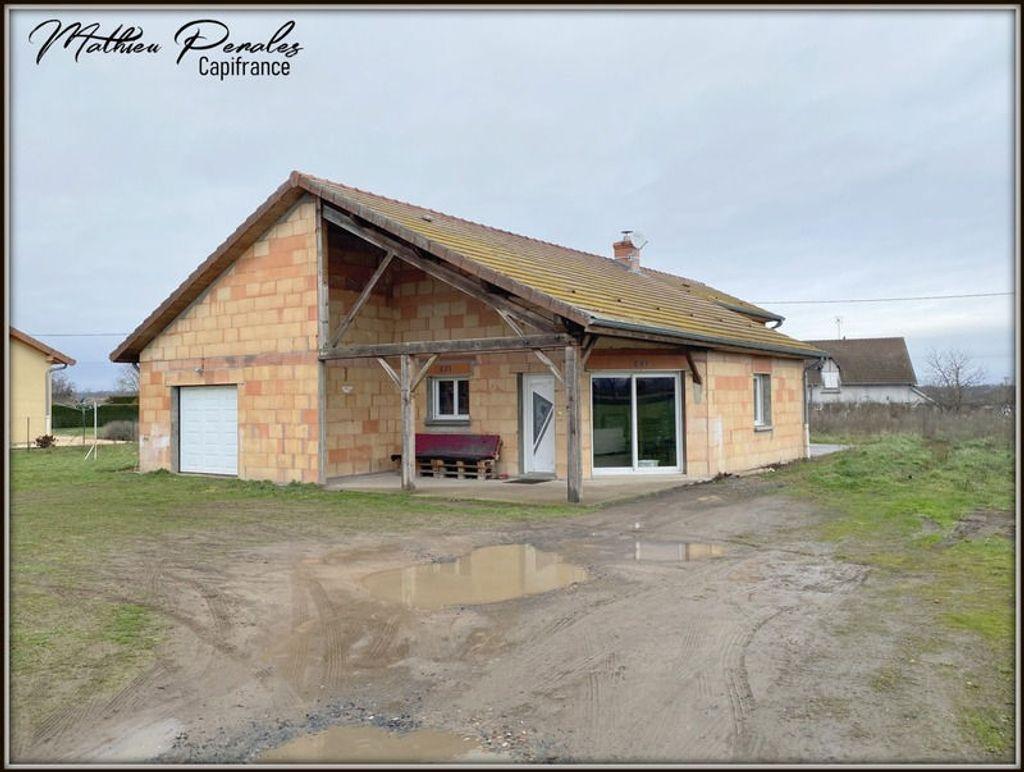 Achat maison 4 chambre(s) - Chassenard