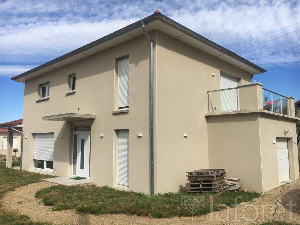 Achat maison 4chambres 160m² - Attignat
