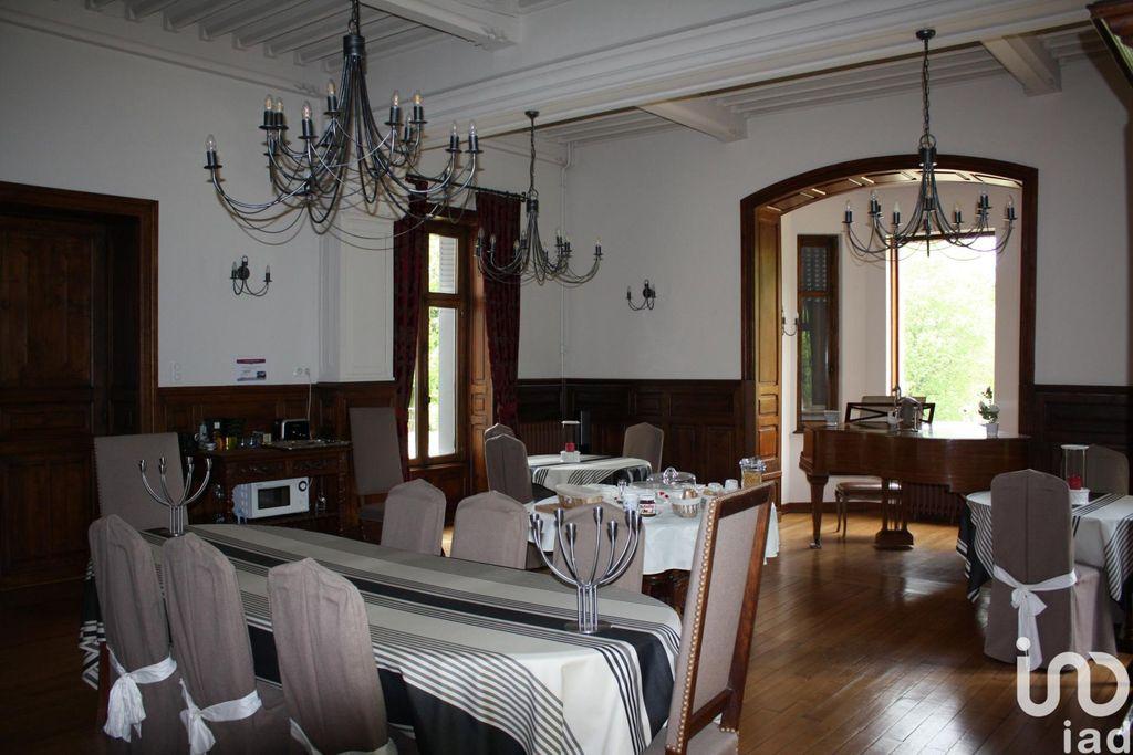 Achat maison 11 chambre(s) - Vichy