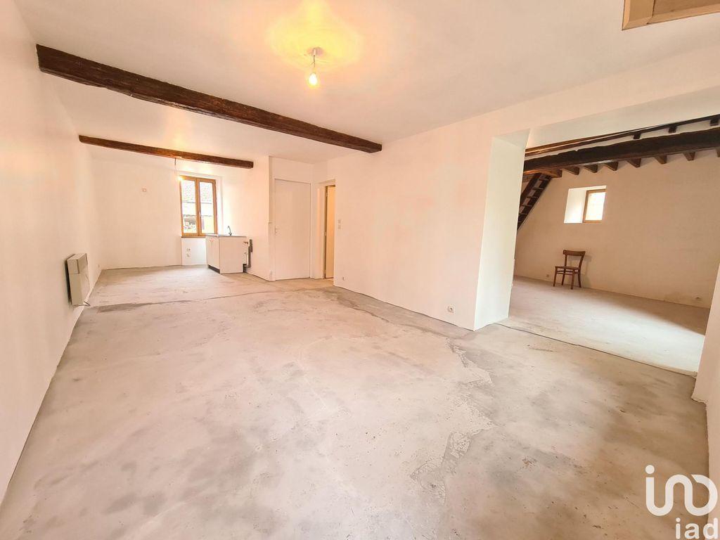 Achat maison 1chambre 69m² - Coulanges-sur-Yonne