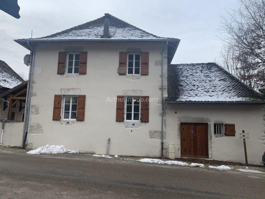 Achat maison 3chambres 89m² - Brégnier-Cordon