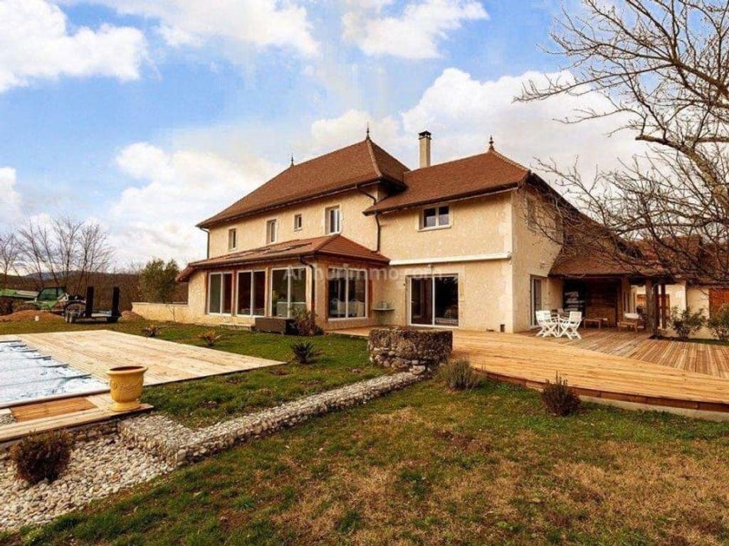 Achat maison 5chambres 336m² - Massignieu-de-Rives