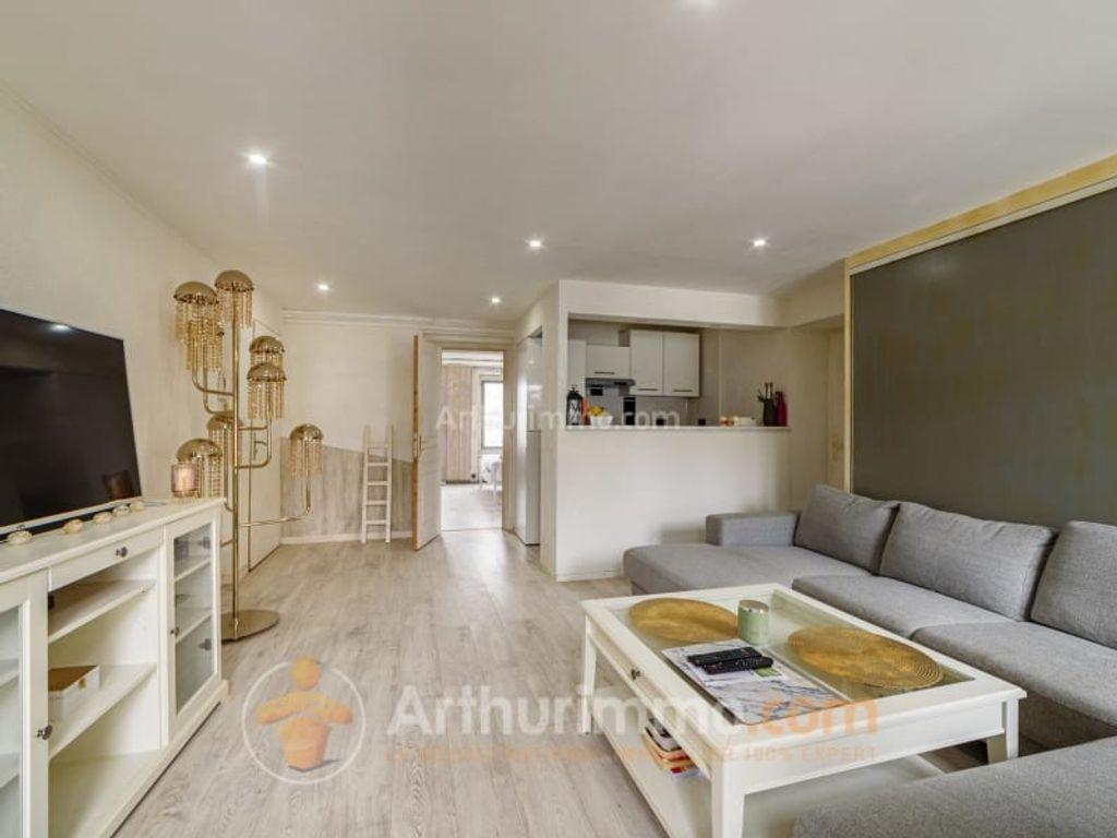 Achat appartement 3pièces 59m² - Villers-le-Lac