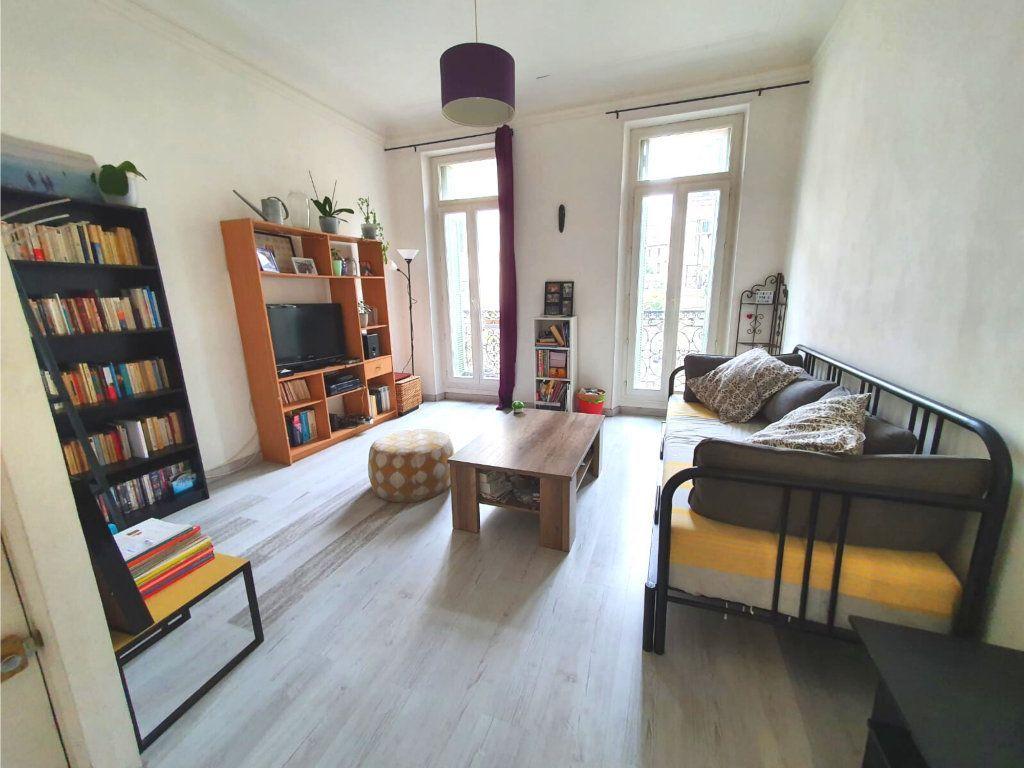 Achat appartement 2pièces 53m² - Marseille 4ème arrondissement