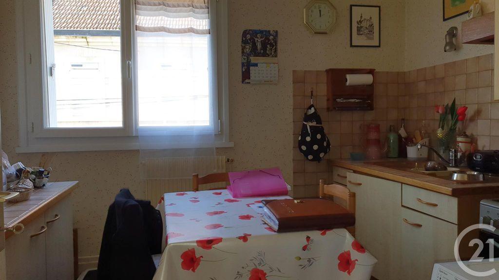 Achat appartement 3pièces 50m² - Montluçon