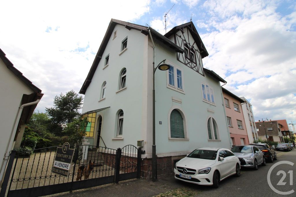 Achat maison 2chambres 160m² - Strasbourg