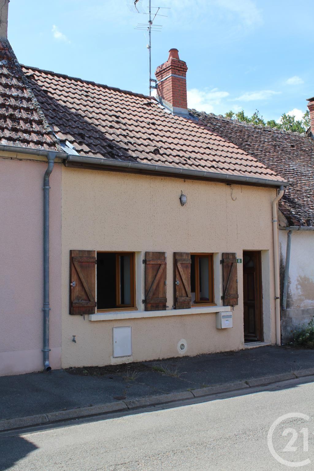 Achat maison 2chambres 88m² - Saint-Parize-le-Châtel