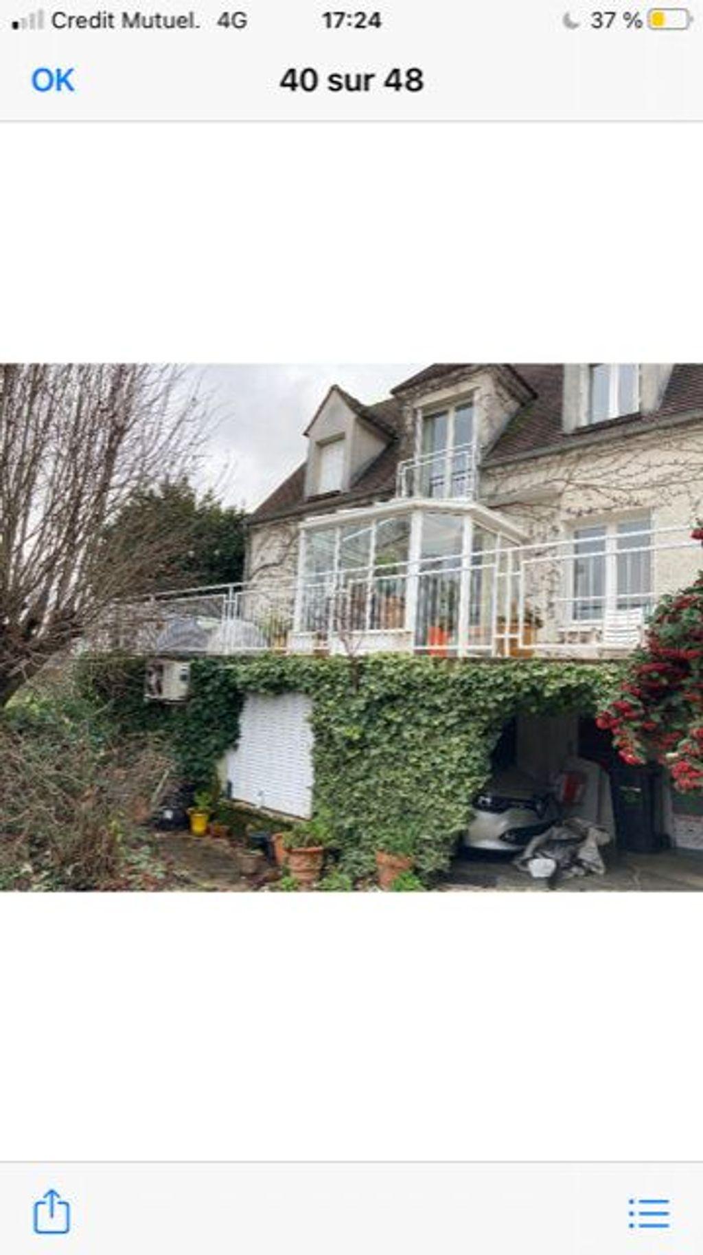 Achat maison 3chambres 107m² - Auxerre