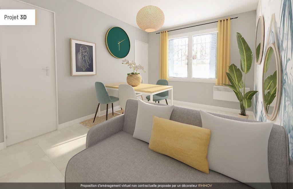 Achat appartement 4pièces 63m² - Marseille 10ème arrondissement