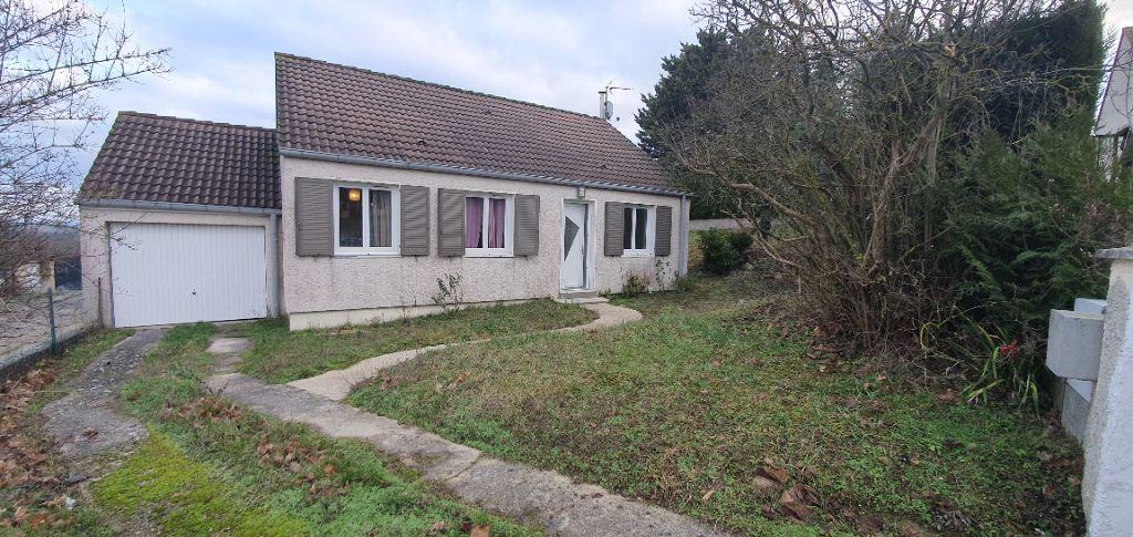 Achat maison 4chambres 110m² - Saint-Agnan