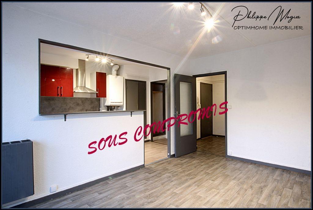 Achat appartement 3pièces 61m² - Vichy