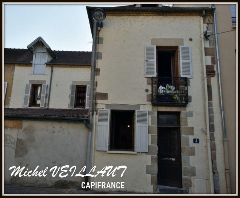 Achat maison 4chambres 137m² - Moulins