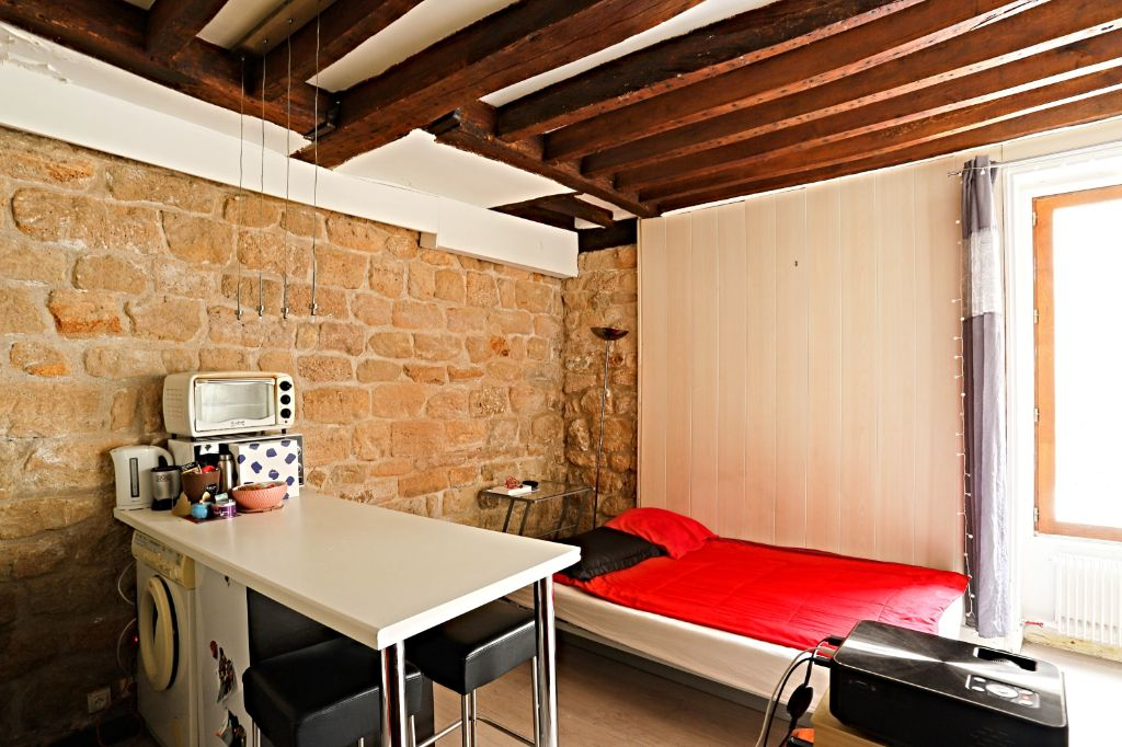 Achat studio 20m² - Paris 12ème arrondissement