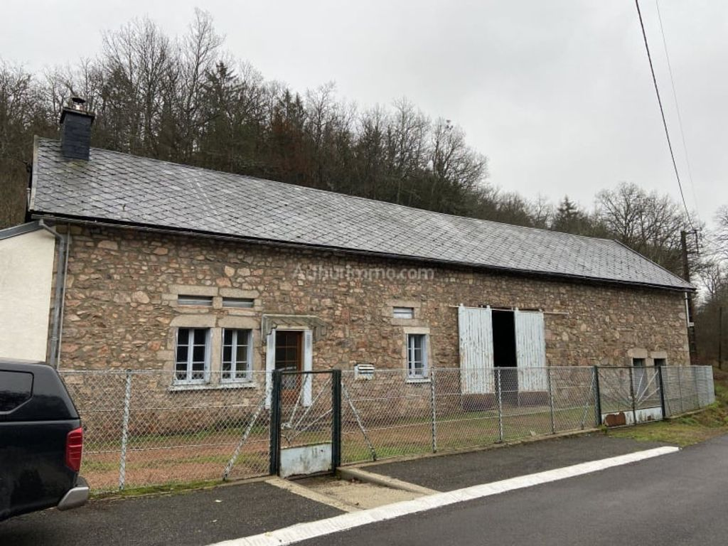 Achat maison 2chambres 74m² - Alligny-en-Morvan