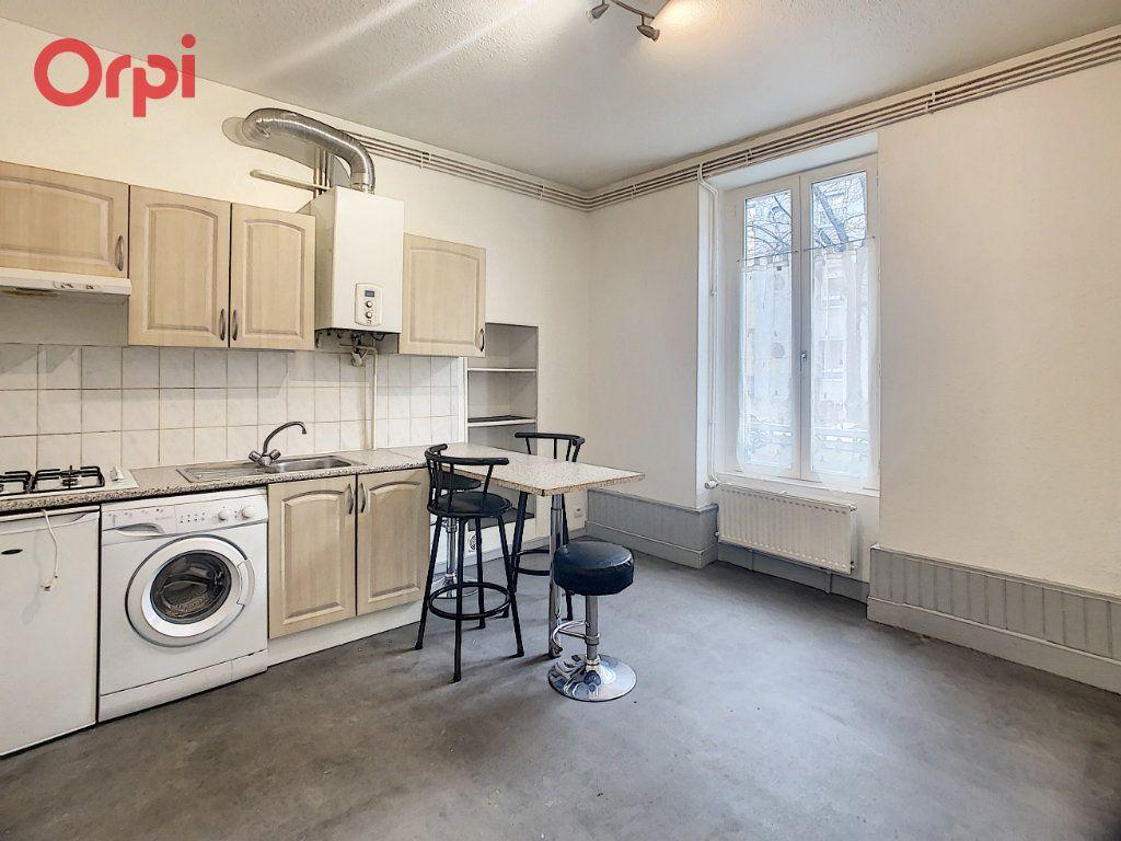 Achat appartement 2pièces 30m² - Cusset