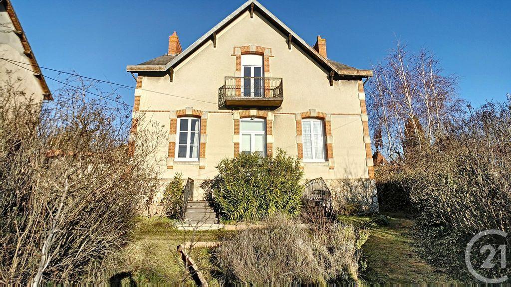 Achat maison 4chambres 156m² - Varennes-sur-Allier