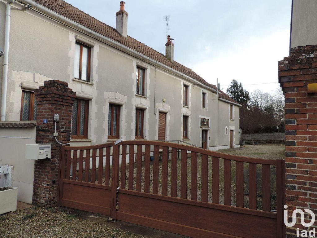 Achat maison 2chambres 108m² - Montigny-la-Resle