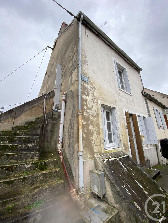 Achat maison 1chambre 70m² - Clamecy