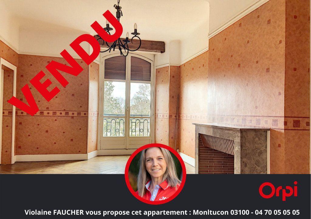 Achat appartement 3pièces 83m² - Lavault-Sainte-Anne