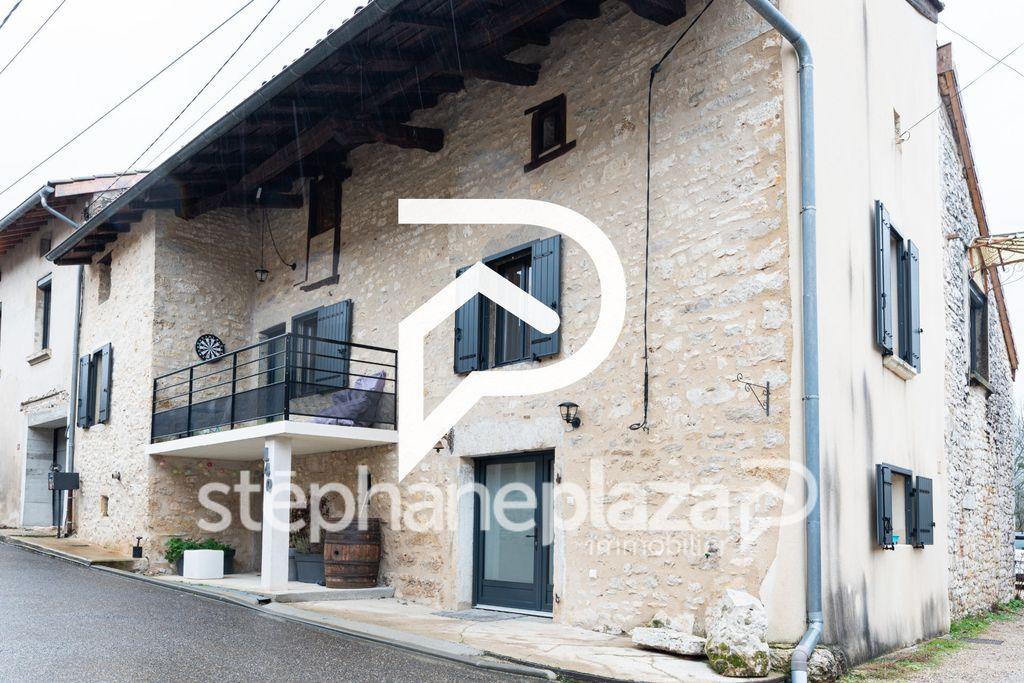 Achat maison 3chambres 94m² - Bohas-Meyriat-Rignat