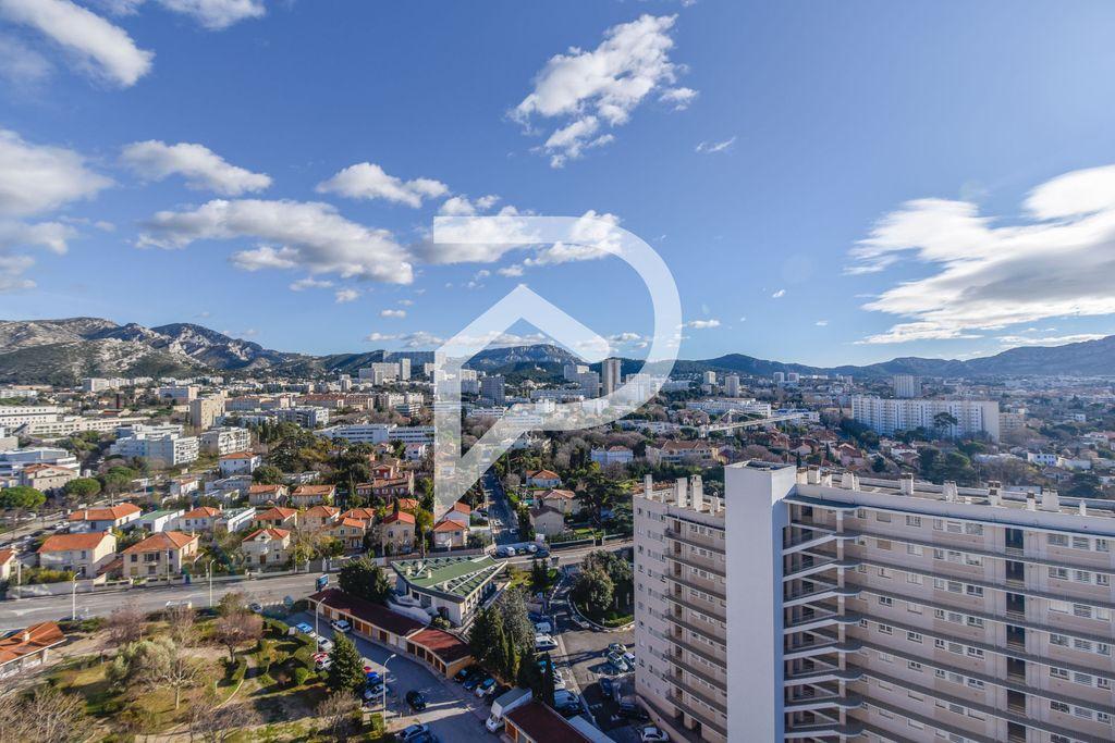 Achat appartement 3pièces 45m² - Marseille 9ème arrondissement