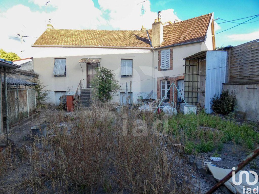 Achat maison 2chambres 78m² - Montluçon