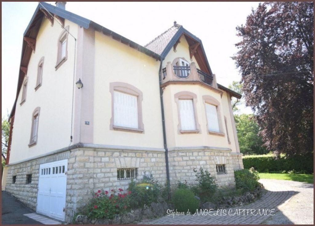 Achat maison 5chambres 250m² - Seloncourt