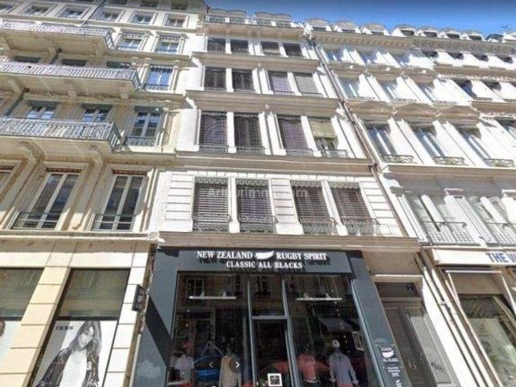 Achat appartement 2pièces 46m² - Lyon 2ème arrondissement