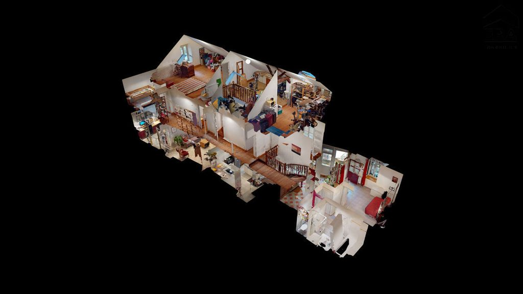 Achat maison 14chambres 500m² - Prémery