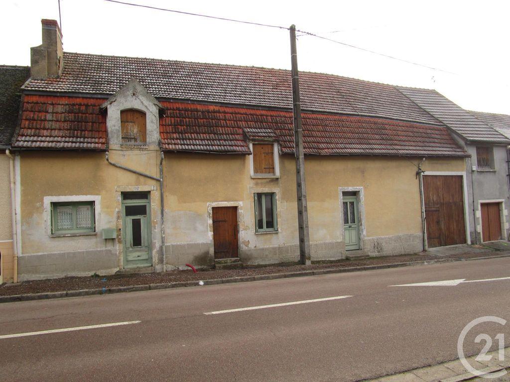 Achat maison 2chambres 84m² - Saint-Pierre-le-Moûtier