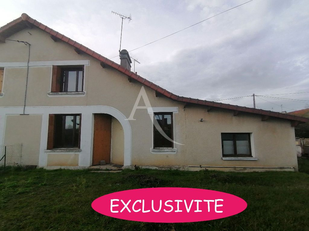 Achat maison 2chambres 60m² - Garchizy