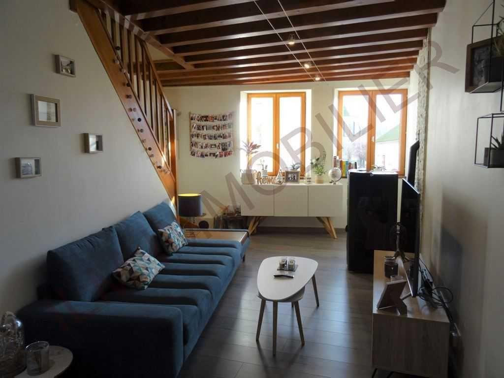 Achat appartement 3pièces 62m² - Poilly-sur-Tholon