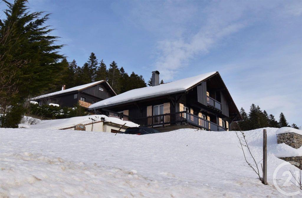 Achat maison 5chambres 157m² - Villers-le-Lac
