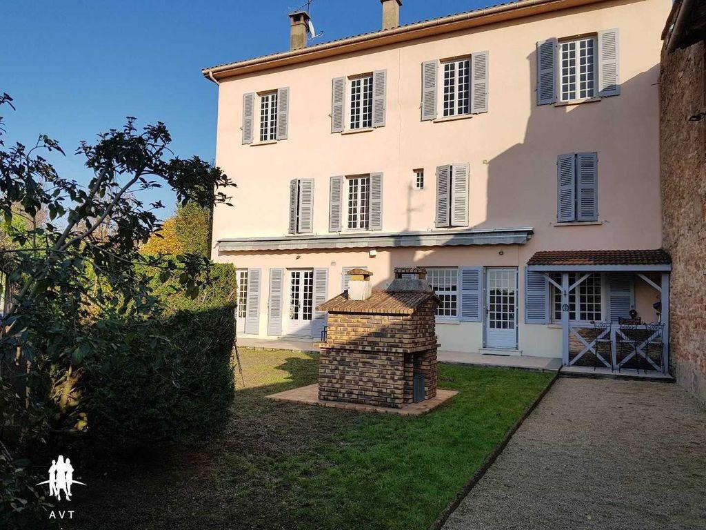 Achat maison 6chambres 290m² - Saint-Didier-sur-Chalaronne