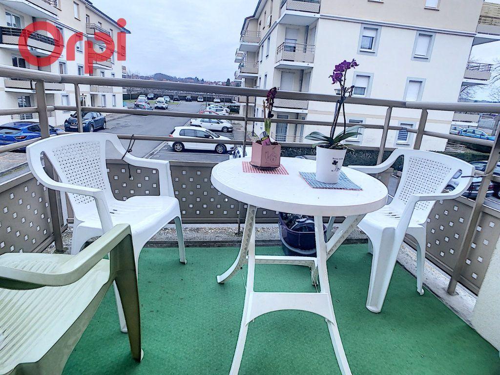 Achat appartement 2pièces 46m² - Vichy