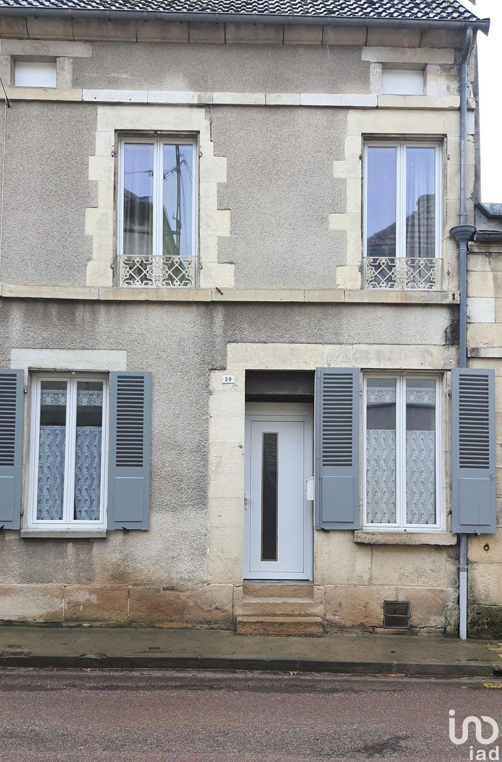 Achat maison 3chambres 80m² - Ancy-le-Franc