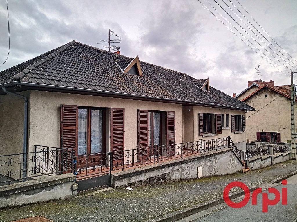 Achat maison 3chambres 125m² - Montluçon