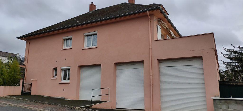 Achat maison 4 chambre(s) - Creuzier-le-Vieux