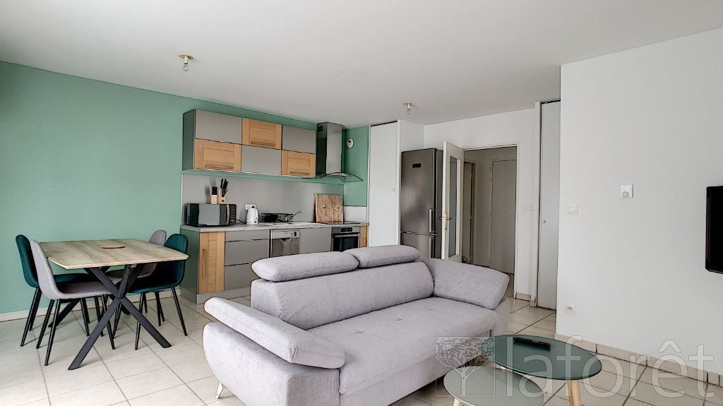 Achat appartement 3pièces 56m² - Thoiry