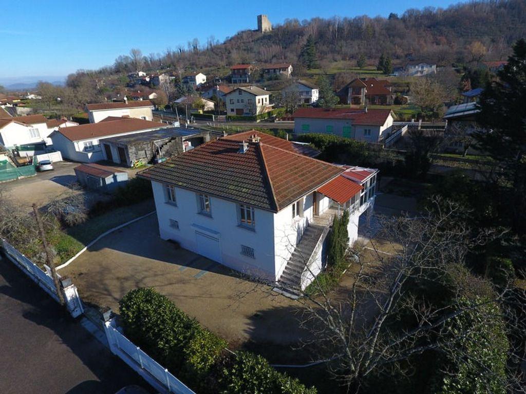 Achat maison 3chambres 158m² - Saint-Denis-en-Bugey