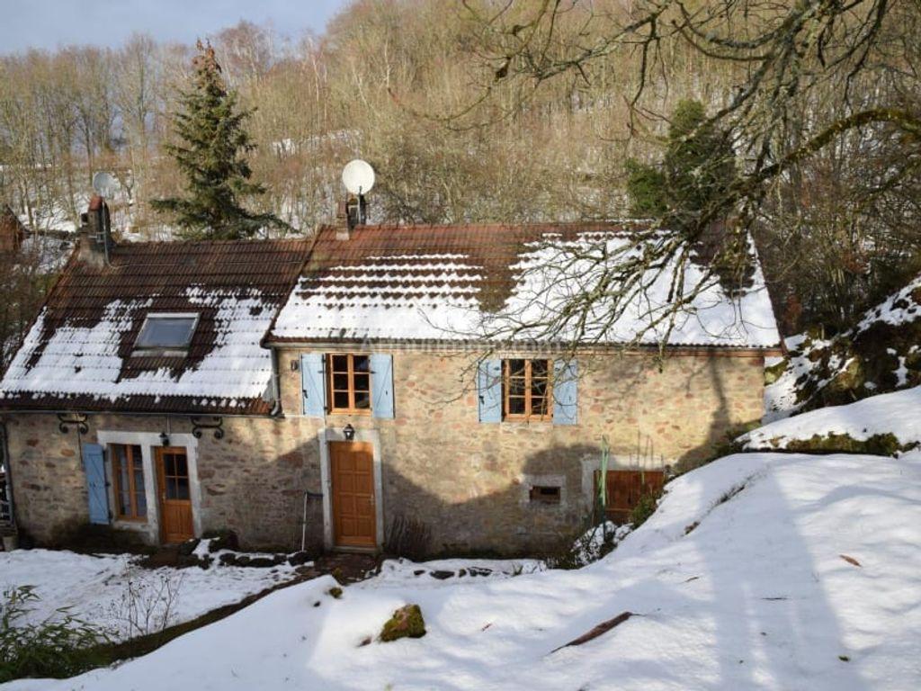 Achat maison 2chambres 125m² - Alligny-en-Morvan