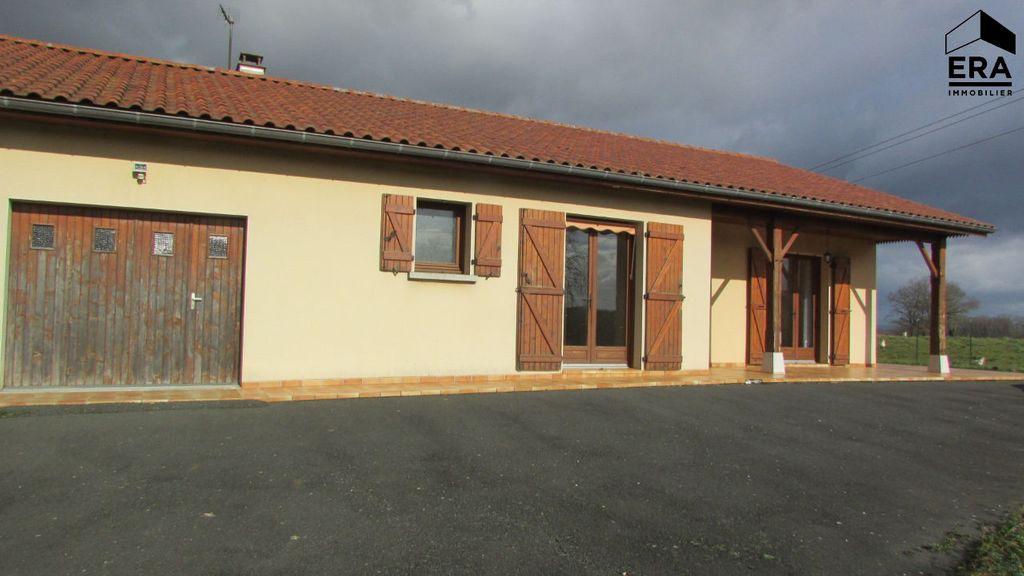 Achat maison 2chambres 100m² - Saint-Martin-le-Châtel