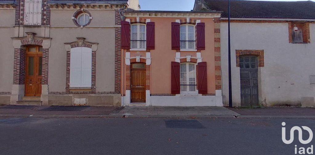 Achat maison 1chambre 71m² - Villeneuve-l'Archevêque