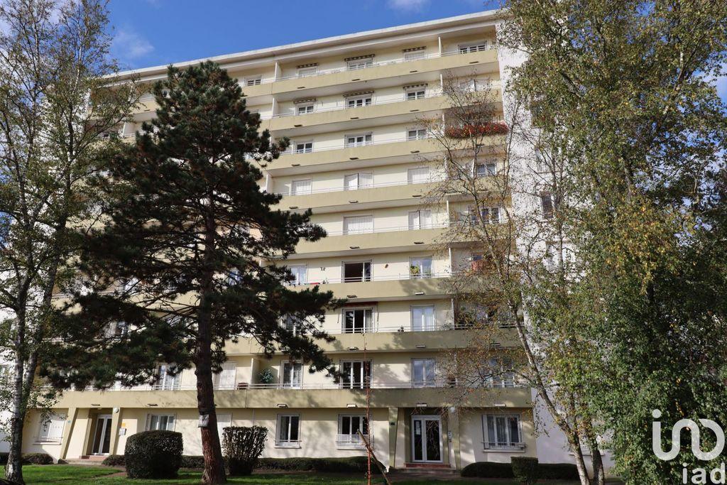 Achat appartement 4pièces 74m² - Nevers