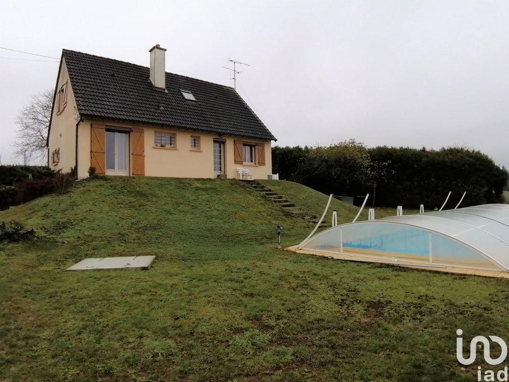 Achat maison 2chambres 102m² - Ancy-le-Libre