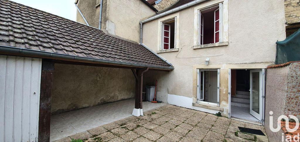 Achat maison 4chambres 92m² - Ancy-le-Franc
