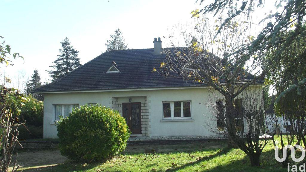 Achat maison 3chambres 146m² - Neuvy-sur-Loire