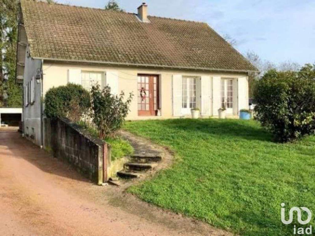 Achat maison 4chambres 146m² - Lucenay-lès-Aix